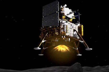 Китайская миссия «Чанъэ-5» успешно прилунилась. Она доставит на Землю 2 кг лунной породы